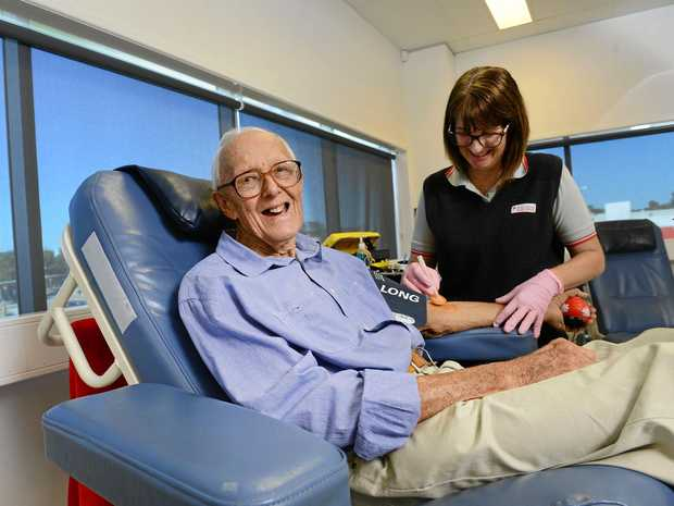 Today is the last day to donate to WLOX blood drive