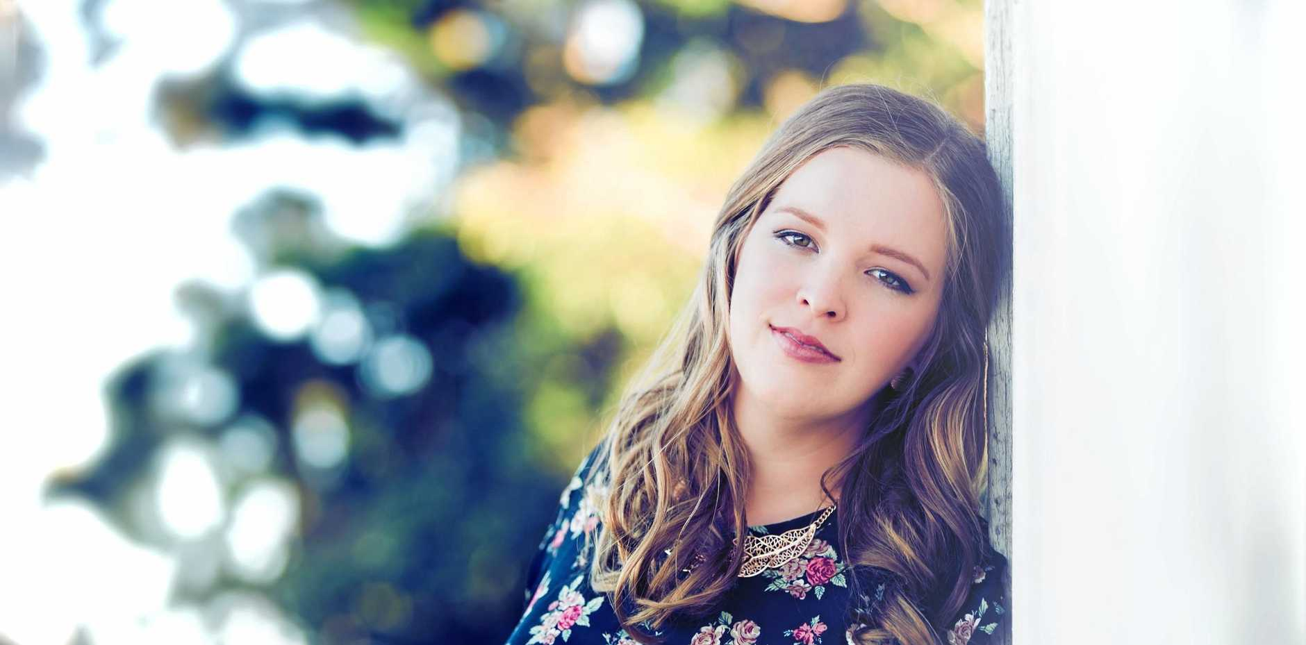 Mikayla J of Tannum Sands was chosen to attend the 2018 CMAA Senior Academy of Country Music in Tamworth.