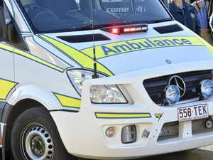 Motorists escape uninjured after bus and vehicle crash