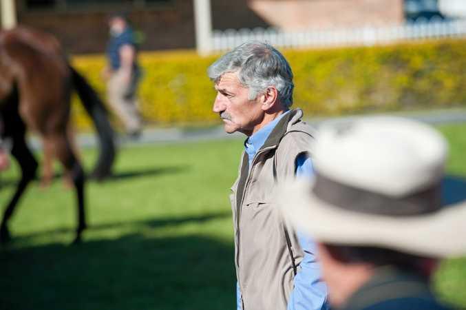 EMBATTLED: Grafton trainer Gordon Yorke will facxe a stewards hearing on January 15.