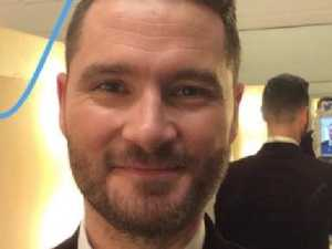 Charlie Pickering's awkward NYE stuff-up
