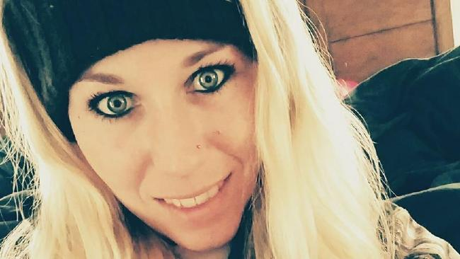 Bethany Stephens' dismembered body was found in the woods by her father. Picture: Facebook