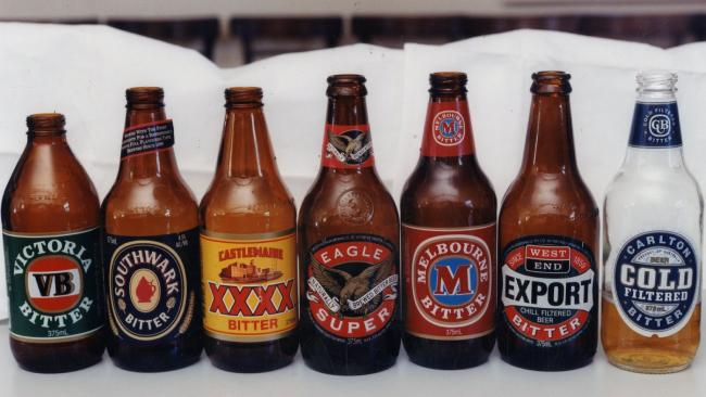 If you're telling me you've never had breakfast beers, you're lying. Source: News Corp Australia