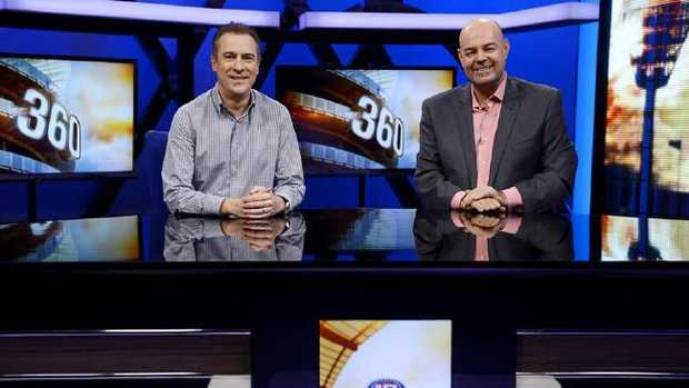 Gerard Whateley has quit the ABC to join SEN, he'll continue his work on AFL 360.