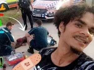 Snapchat hero stops bumbling criminal