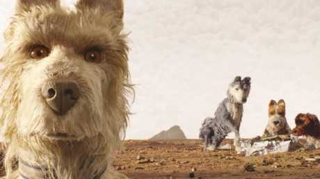 One boy's search to find his lost dog in Wes Anderson's Isle Of Dogs