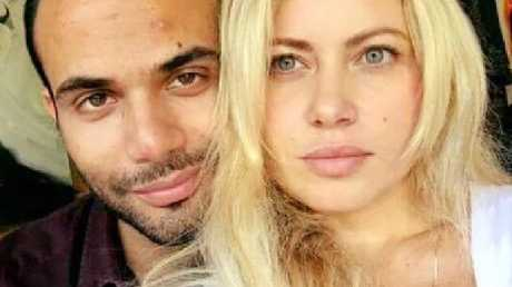 Trump campaign adviser George Papadopoulos and his fiancee Simona Mangiante