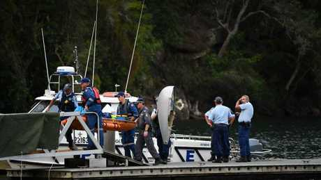 Four Britons feared dead in Sydney plane crash