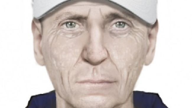 Police have released a facial composite of a man they wish to speak to.