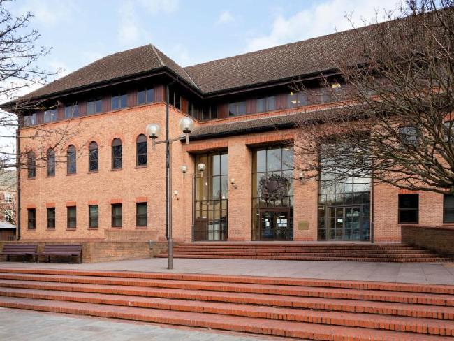 Derby Crown Court where Danny Kay went to trial in 2013