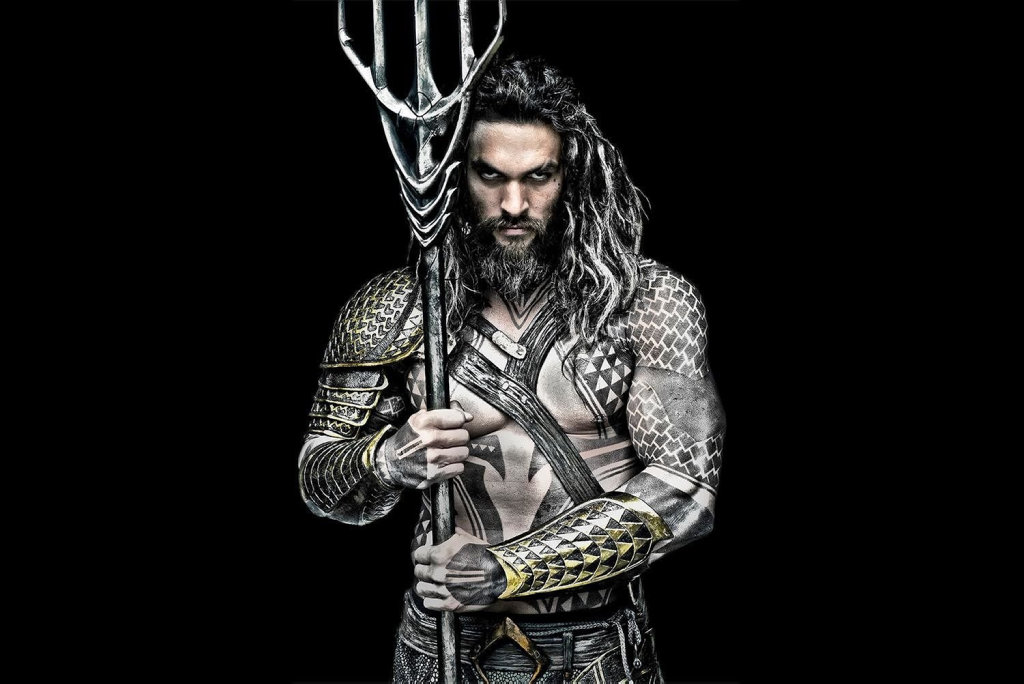 Jason Momoa will star in the movie Aquaman, which was filmed on the Gold Coast.