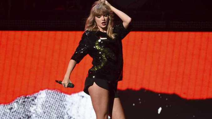 Singer Taylor Swift performs at Z100's iHeartRadio Jingle Ball at Madison Square Garden on Friday, Dec. 8, 2017, in New York.