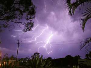 Storms, heavy rain and muggy days for first week of 2018