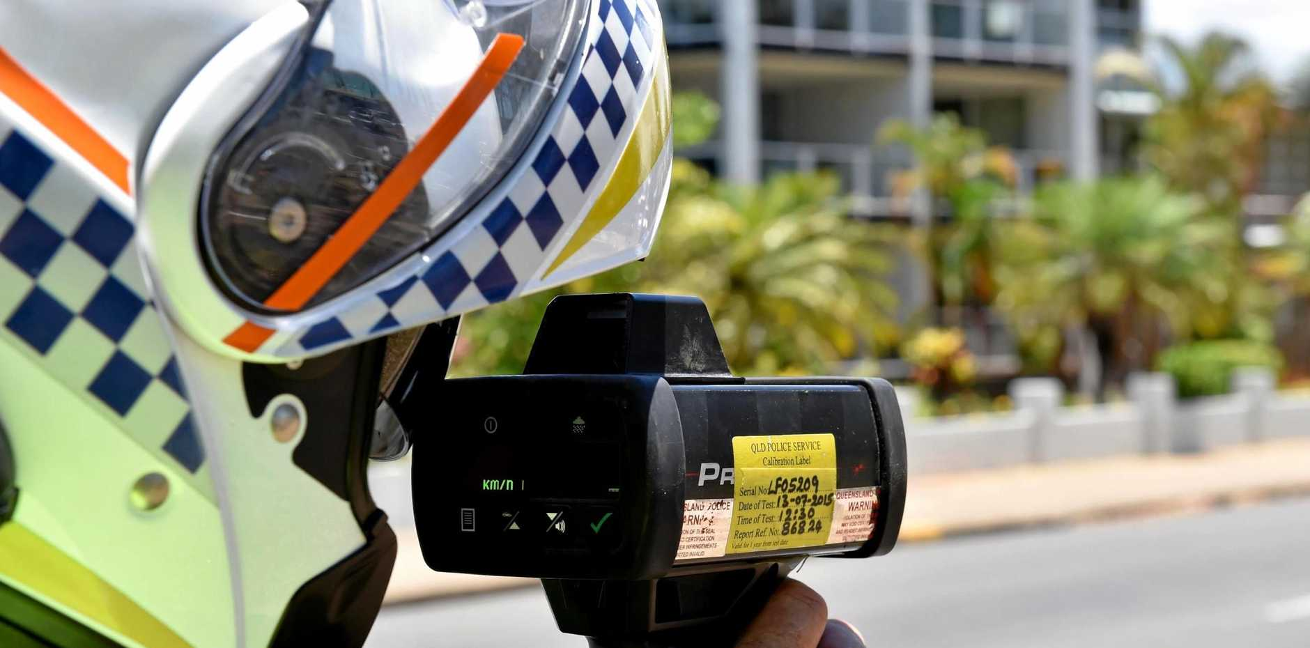 FESTIVE BREAK: Lockyer Valley motorists were said to have behaved excellently on the roads.