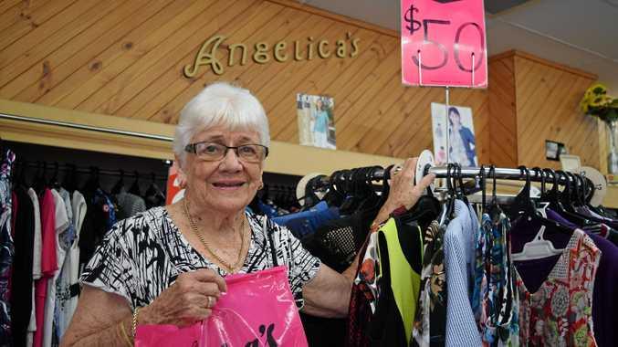 Angela Nutt from Angelica's fashion said she