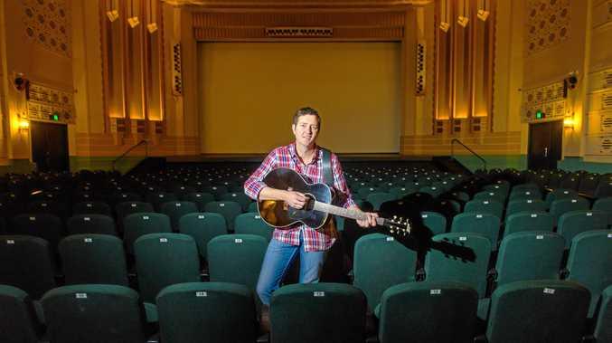 BURNETT BOUND: Country star Adam Harvey will play at the Murgon Music Muster.