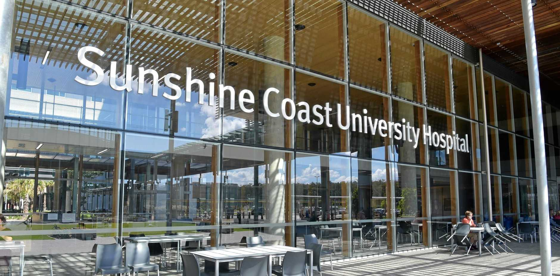 New figures show the extent of ambulance ramping at the Sunshine Coast University Hospital.