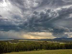 Severe thunderstorm, hail set to bear down