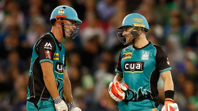 Chris Lynn and Brendon McCullum are back!