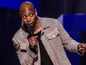 Dave Chappelle mocks Louis C.K.'s accusers
