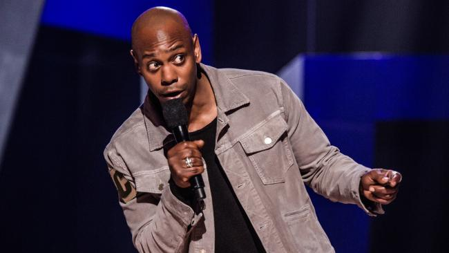 Dave Chappelle's specials, Equanimity & The Bird Revelation, are both streaming on Netflix now. Picture: Netflix