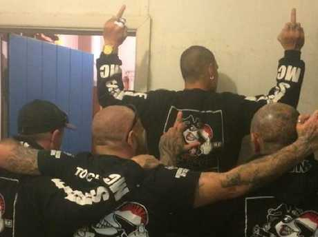 The Finks MC are a one percenter motorcycle club founded in Adelaide