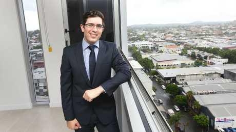 Urbis property economics and research director Paul Riga.