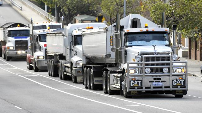 NSW Police and RMS inspectors conducted inspections of heavy vehicles at various locations across the state