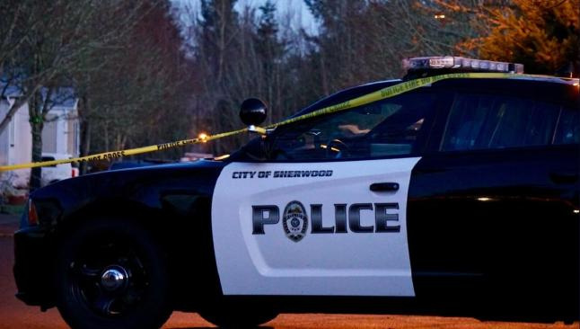 Teen fatally shoots himself during a game of Russian roulette at a home in Oregon, US. Picture: Brent Weisberg/Twitter
