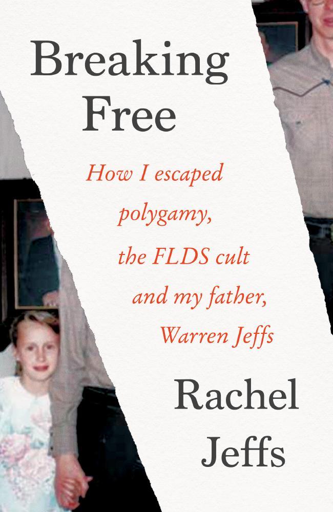 Breaking Free by Rachel Jeffs