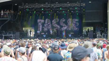 There has been numerous assaults at Tasmania's Falls Festival. Picture: Matt Thompson