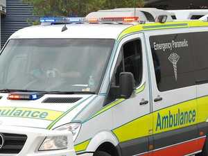 Two dead after truck and car collide