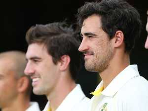 Starc ramps up bid for SCG return