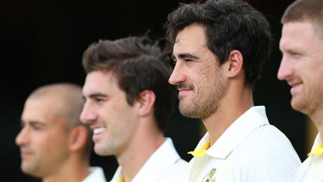 Mitchell Starc remains a chance of playing the fifth Ashes Test in Sydney