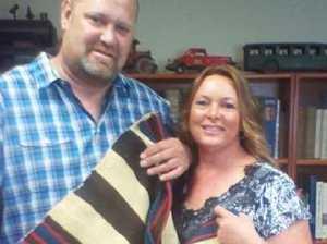 Blanket scores broke bloke a fortune