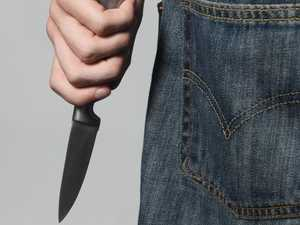 'Stupid 18-year-old' had knife at train station