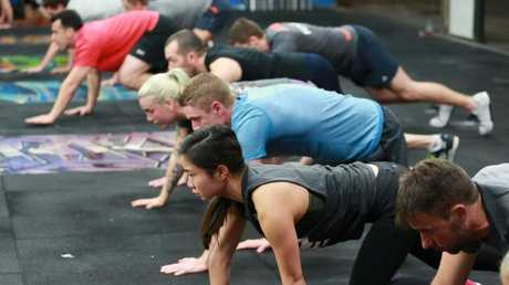 When workouts move from healthy and into obsessive, should gym staff step in? (Pic: supplied)