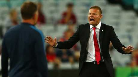 Josep Gombau is expected to cleanout more players in coming weeks