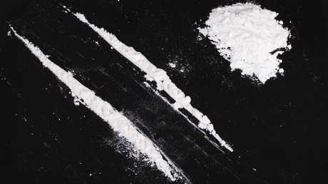 Cocaine may be able to travel faster than pizza.