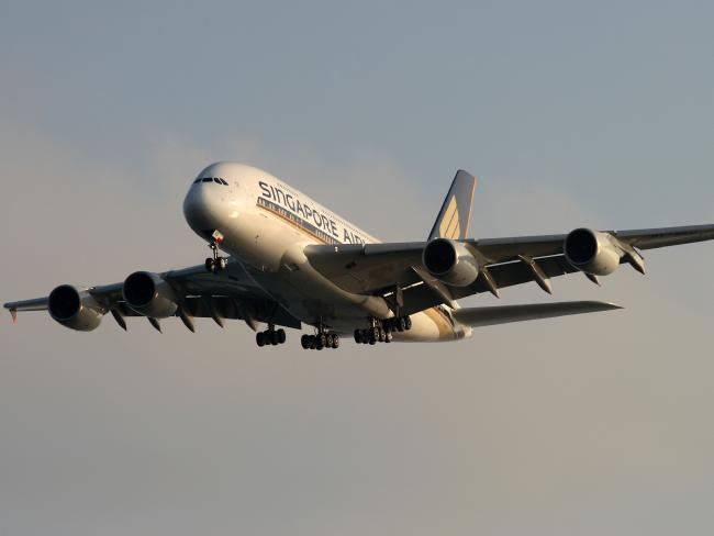 Singapore Airlines' A380s are taking on a whole new look.
