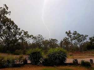 Wet weather hits region