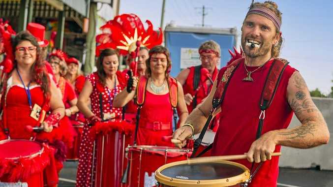 SOUL STIRRES: The Samba Blisstas return to Byron Bay New Year's Eve Soul Street