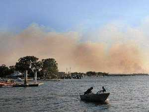 Boaties urged to slow down