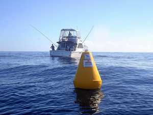 Fish attracting device goes missing off coast