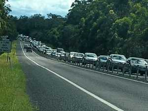 New plan to stop traffic jams at highway 'pinch point'