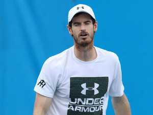 Kyrgios sympathy for wounded mate Murray
