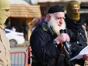 Islamic State executioner 'White Beard' captured