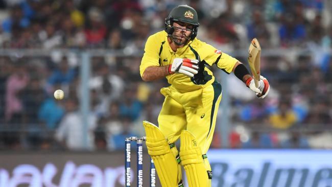 Glenn Maxwell has been sensationally left out of Australia's ODI squad.