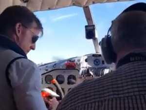 Seaplane 'destroyed' in '96 crash