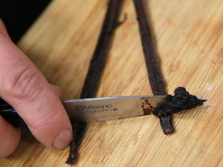 Vanilla is one of the most labour-intensive foods in the world.